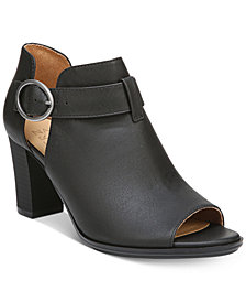 Naturalizer Lauren Peep-Toe Booties