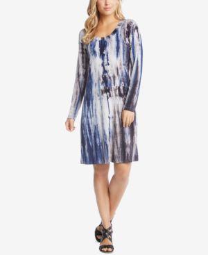 Karen Kane Printed A-Line Dress 5535402