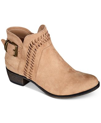 American Rag Audra Ankle Booties, Created for Macy's