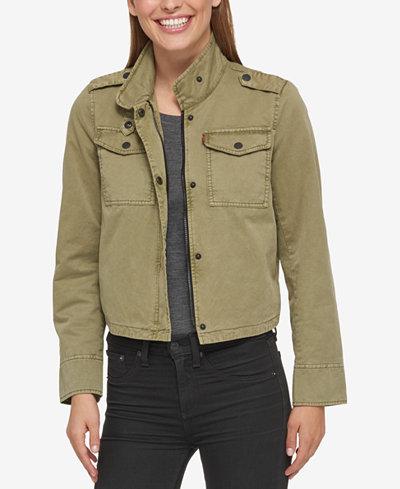 Levi's® Faded Utility Jacket