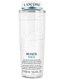 Lancôme Bi-Facil Face Bi-Phased Micellar Water, 13.4-oz.