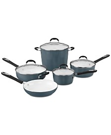 Cuisinart Elements 10-Pc. Non-Stick Cookware Set