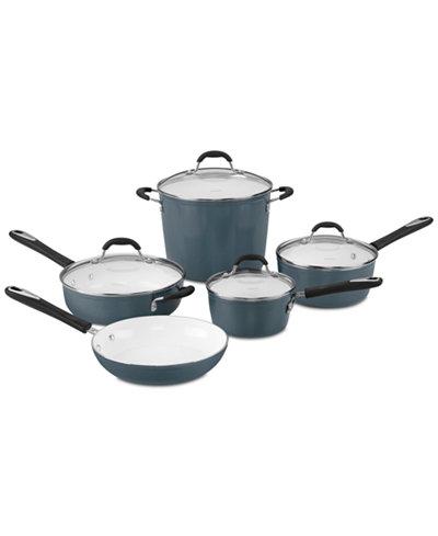 Cuisinart Elements 10-Pc. Non-Stick Cookware Set