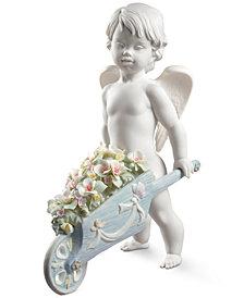 Lladró Celestial Flowers Figurine
