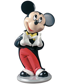 Lladró Mickey Mouse Figurine