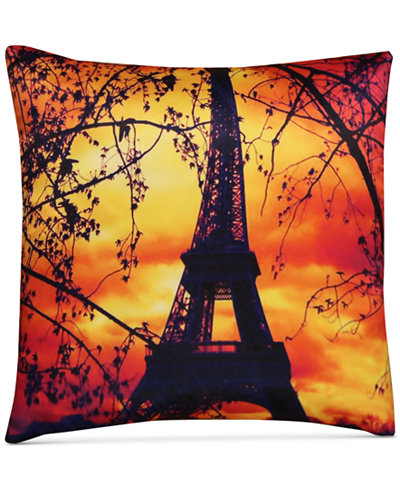 LAST ACT! Hallmart Collectibles Cities Decorative Pillow Collection