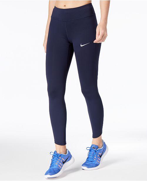 Nike Power Epic Lux Running Leggings & Reviews Pants
