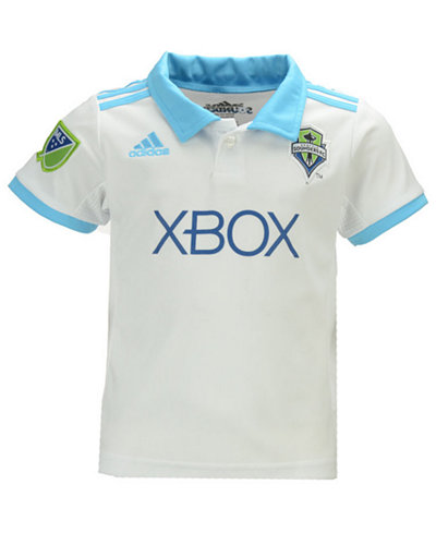 adidas Women's Seattle Sounders FC Secondary Replica Jersey