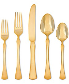 Skandia  Refined Gold-Tone 5-Pc. Place Setting