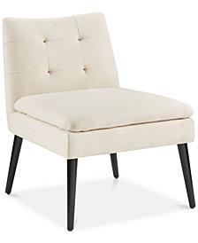 Anne Lounge Chair, Quick Ship