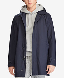 Polo Ralph Lauren Men's Waterproof Twill Coat