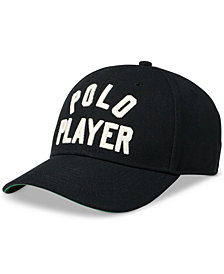 Polo Ralph Lauren Men's Twill Athletic Cap