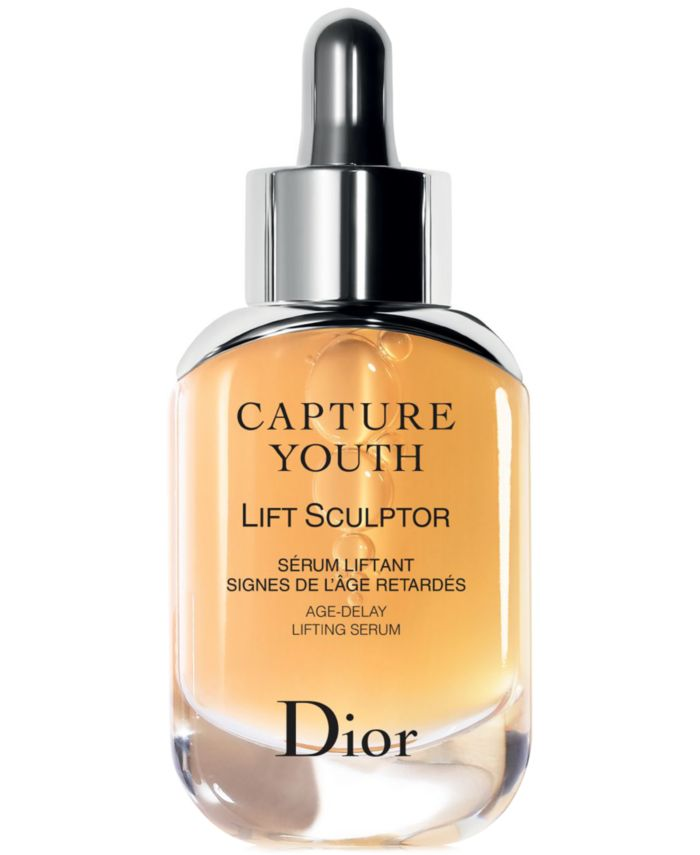 Dior Capture Youth Lift Sculptor Age-Delay Lifting Serum & Reviews - Skin Care - Beauty - Macy's