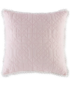 "Piper & Wright Rosalie 18"" Square Decorative Pillow"