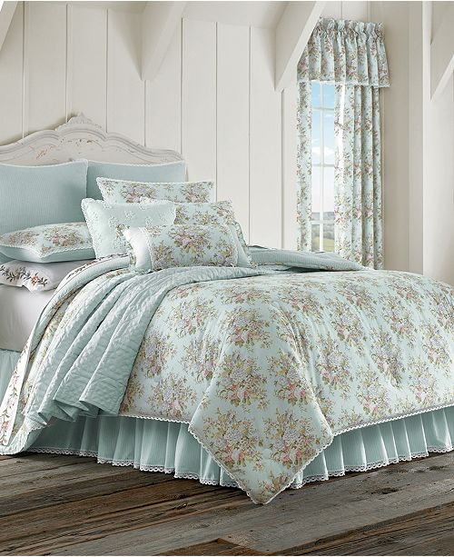 Piper & Wright Haley 4-Pc. Queen Comforter Set