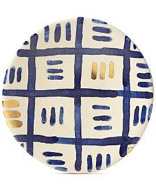 Lenox-Wainwright Pompeii Blu Sky Salad Plate, Created for Macy's