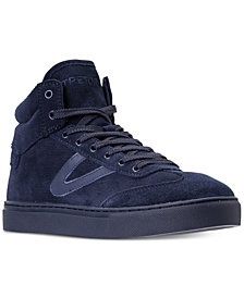 Tretorn Men's Jack High Top Casual Sneakers from Finish Line