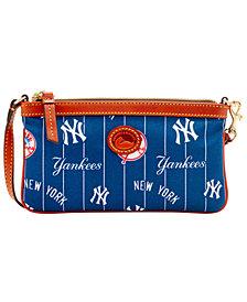 Dooney & Bourke New York Yankees Nylon Wristlet