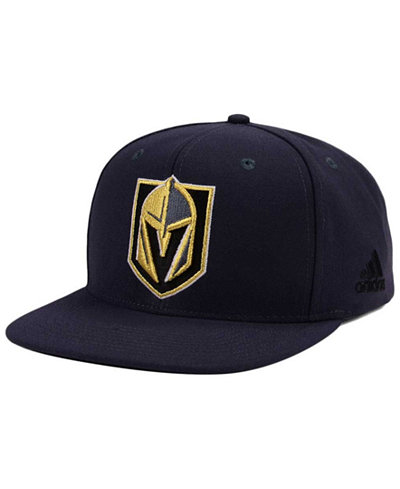 adidas Vegas Golden Knights Core Snapback Cap