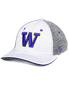 Zephyr Washington Huskies Equinox Flex Cap