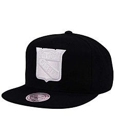 Mitchell & Ness New York Rangers Respect Snapback Cap