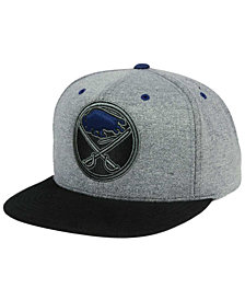 Mitchell & Ness Buffalo Sabres Heather Snapback Cap