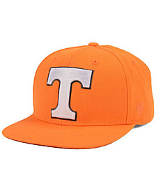 Top of the World Tennessee Volunteers Extra Logo Snapback Cap