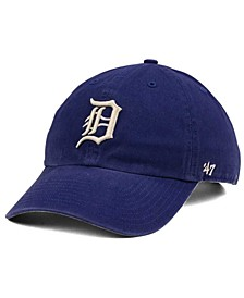 Detroit Tigers Timber Blue CLEAN UP Cap