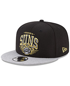 New Era Phoenix Suns Gold Mark 9FIFTY Snapback Cap