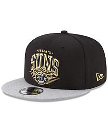 newest 37793 5be9d New Era Phoenix Suns Gold .