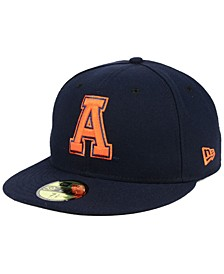 Auburn Tigers Vault 59FIFTY Fitted Cap