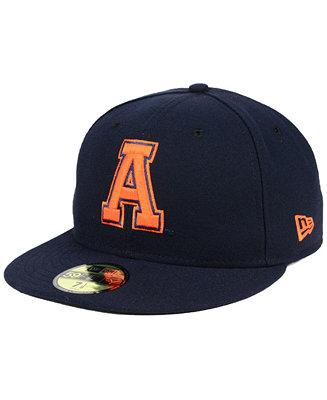 watch 6952f 91d0e New Era Auburn Tigers Vault 59FIFTY Fitted Cap   Reviews - Sports Fan Shop  By Lids - Men - Macy s