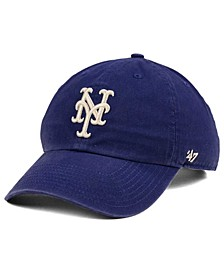 New York Mets Timber Blue CLEAN UP Cap