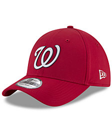 New Era Washington Nationals Batting Practice 39THIRTY Cap