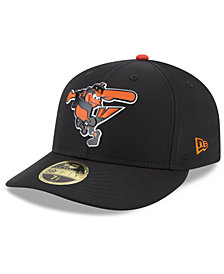 New Era Baltimore Orioles Low Profile Batting Practice Pro Lite 59FIFTY Fitted Cap