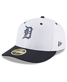 New Era Detroit Tigers Low Profile Batting Practice Pro Lite 59FIFTY Fitted Cap