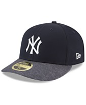 New Era New York Yankees Low Profile Batting Practice Pro Lite 59FIFTY  Fitted Cap d830f20d373f