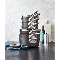 Deals on Calphalon Premier 10-Pc. Hard Anodized Non-Stick Cookware Set