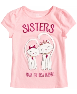Epic Threads Sisters TShirt Toddler Girls (2T5T) Created for Macys
