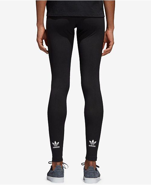 ee261db18a0 adidas adicolor Heritage Trefoil Leggings & Reviews - Pants & Capris ...