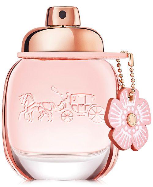 Coach Floral Eau De Parfum Spray 1 Oz Reviews All Perfume