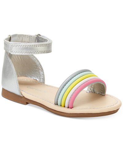 Carter's Gene Sandals, Toddler & Little Girls (4.5-3)