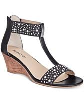 096d8034f38 Rialto Cleo Embellished Wedge Sandals