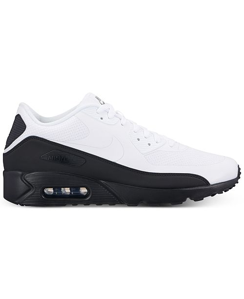newest 5c591 42607 ... Nike Men s Air Max 90 Ultra 2.0 Essential Running Sneakers from Finish  ...