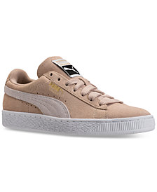 Puma Women's Suede Classic Casual Sneakers from Finish Line
