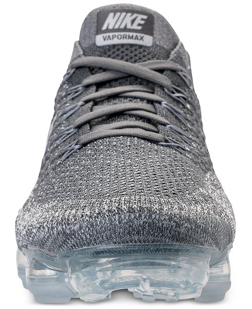 c16217b9bec3 ... Nike Men s Air VaporMax Flyknit Running Sneakers from Finish Line ...