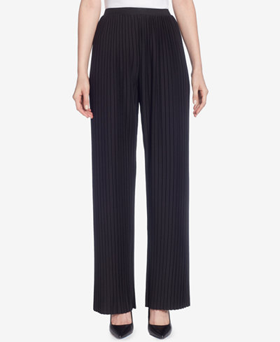 Catherine Catherine Malandrino Pleated Pull-On Pants