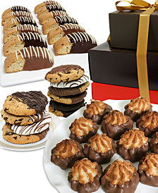 Chocolate Covered Company 36-pc. Cookie Tower Gift Set