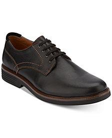 G. H. Bass & Co. Men's Howell Plain-Toe Oxfords, Created for Macy's