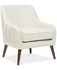 Haley Accent Chair, Quick Ship